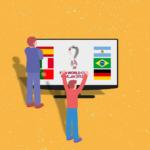 A copa do mundo das apostas online