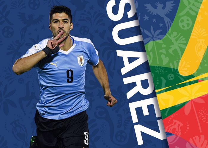 luis suarez uruguai celeste_copa america_apostaBr